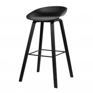 Барный стул AAS32 B Wood