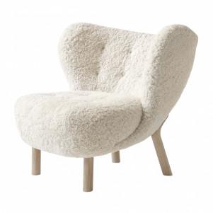 Кресло Little Petra (иск.овчина)