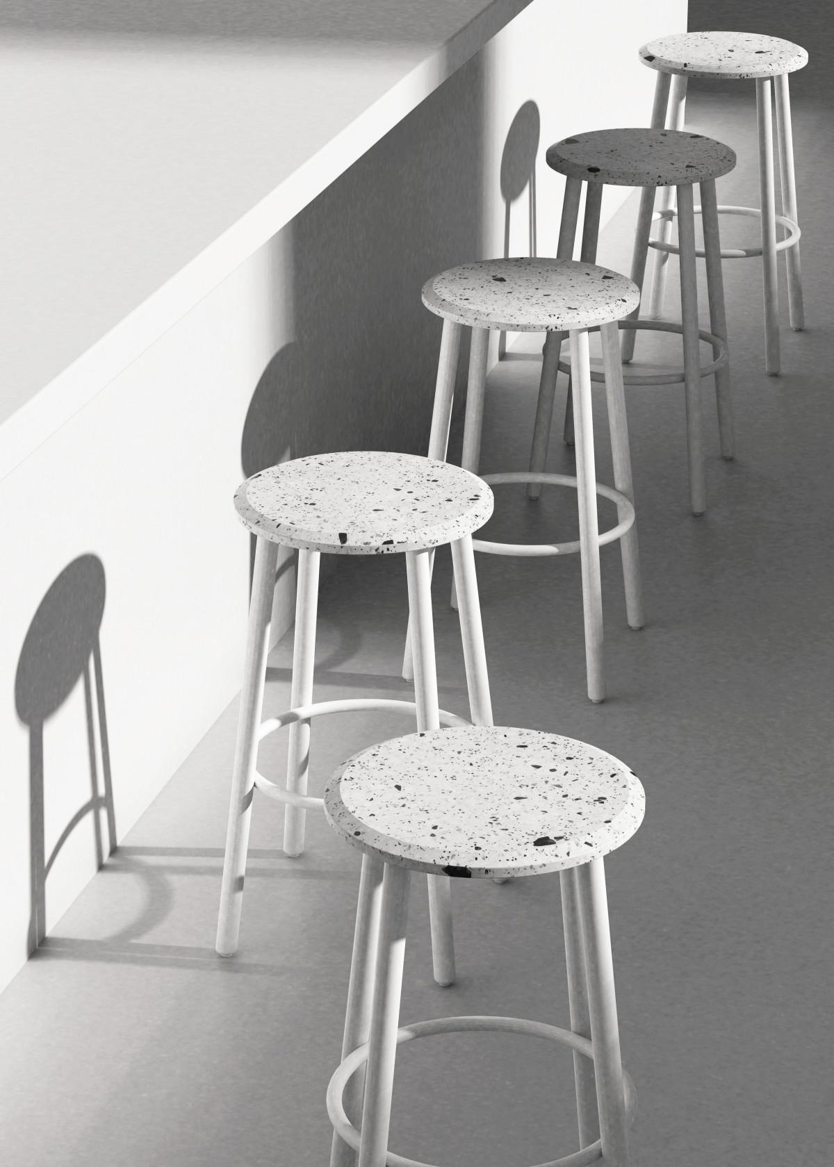 барный стул Ping
