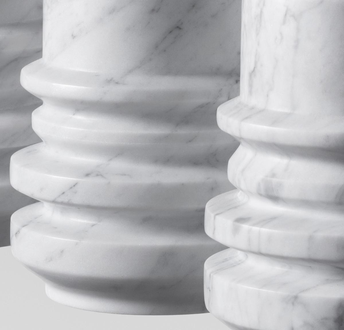 Circle marble