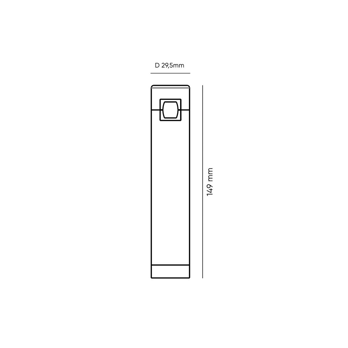 Магнитный светильник ms3