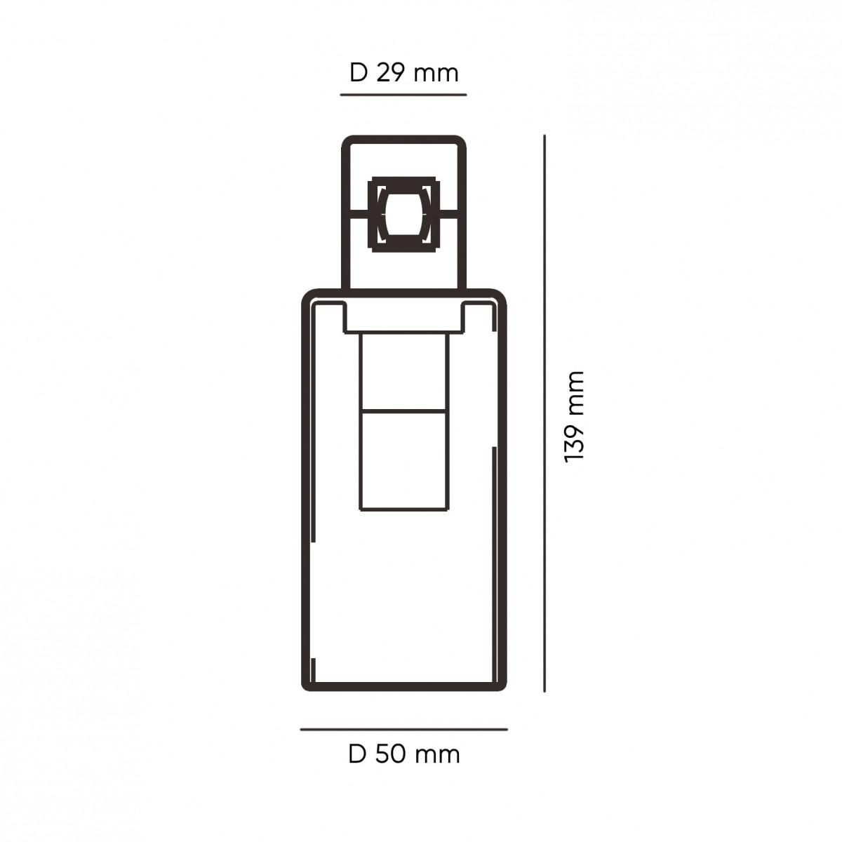 Магнитный светильник ms6